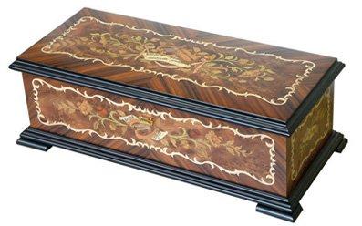 100弁超最高級木製BOX(象嵌)