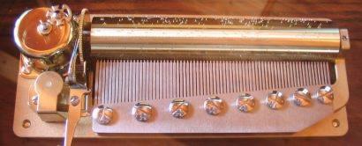 72弁最高級木製BOX(ウオールナット)