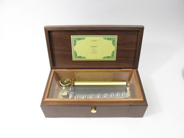 72弁最高級木製BOX(ウォールナット)507