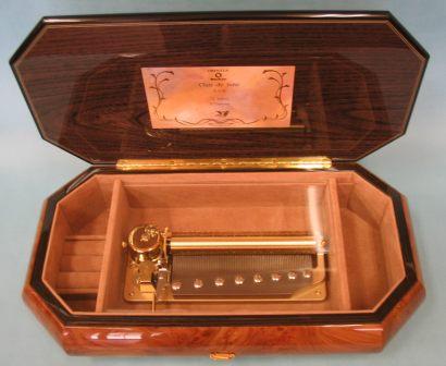 72弁最高級木製BOX(イタリア象嵌)
