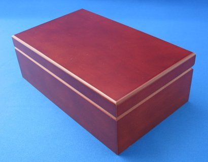 23弁木製宝石箱D