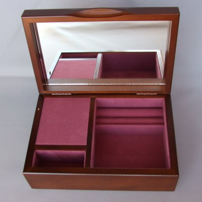 30弁高級木製宝石箱F