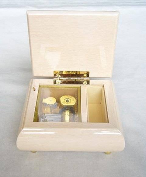 18弁天使の宝石箱(S)アイボリー高音質