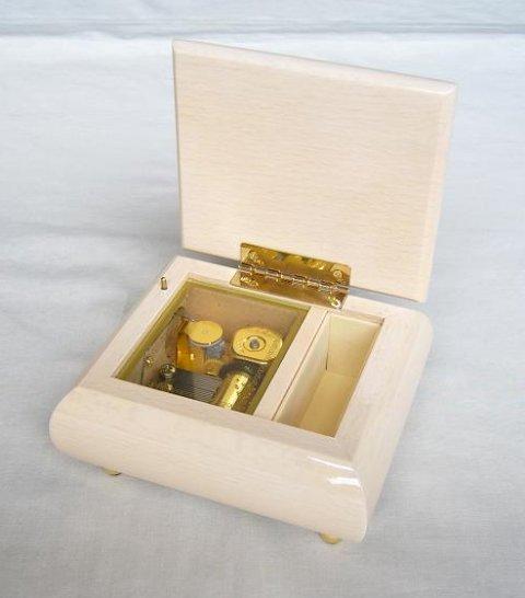 18弁天使の宝石箱(S)アイボリー