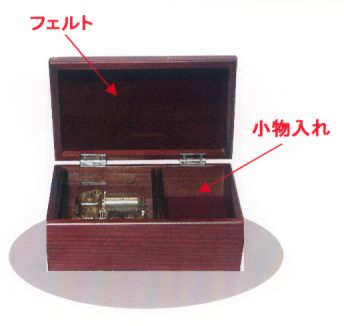 23弁木製BOX50