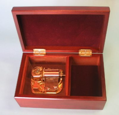 23弁木製BOX