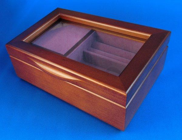 30弁高級木製宝石箱B