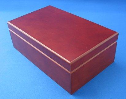 30弁高級木製宝石箱D