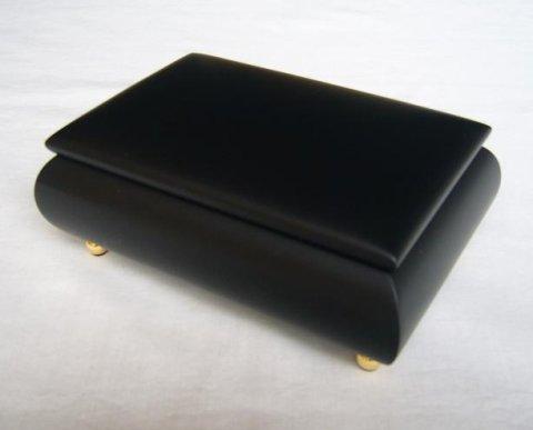 18弁天使の宝石箱(M)ブラック
