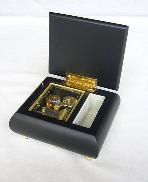18弁天使の宝石箱(S)ブラック高音質
